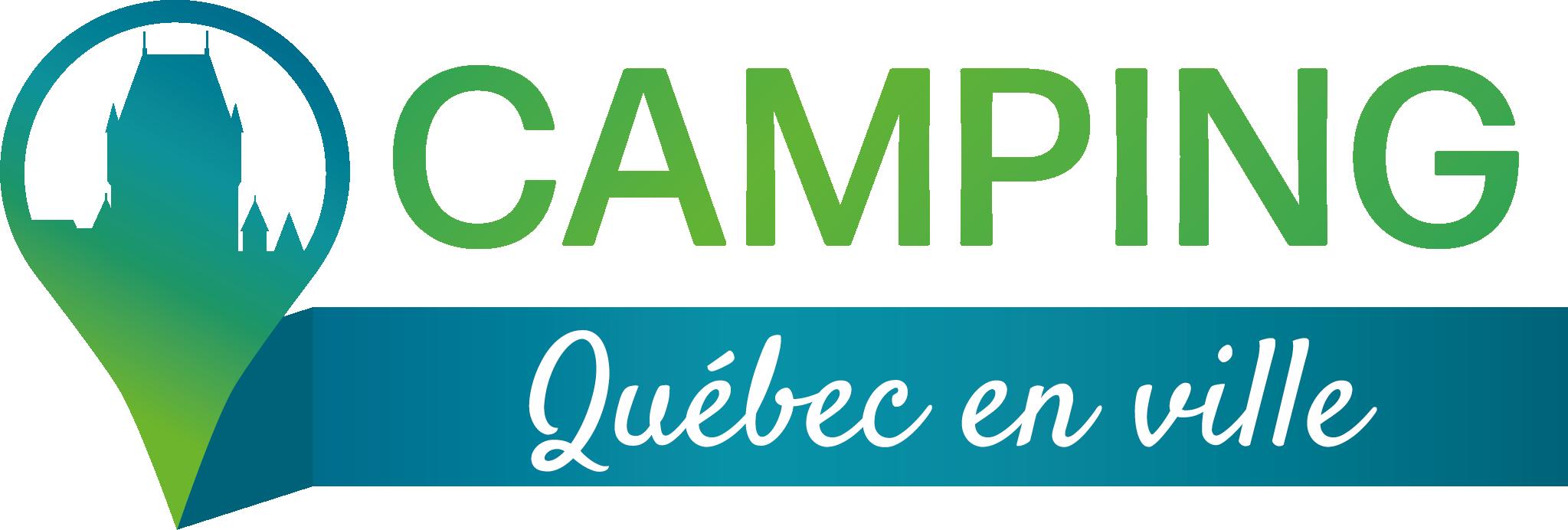 Logo Camping Québec en ville